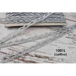 Кружево 1001L (серебро)