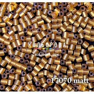 Preciosa 11\0 рубка - 17070 матовий