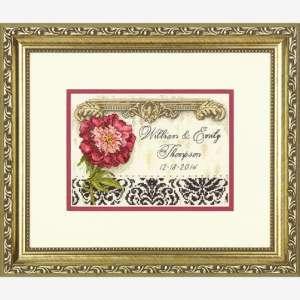 """Набір для вишивання хрестиком """"Елегантне весілля - Elegant Wedding Record"""" DIMENSIONS 70-65138"""