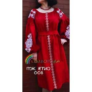 Плаття жіноче ПЖ ЕТНО-008