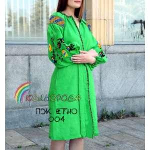 Плаття жіноче ПЖ ЕТНО-004