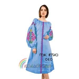 Плаття жіноче ПЖ ЕТНО-010