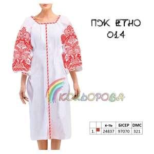 Плаття жіноче ПЖ ЕТНО-014