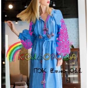 Плаття жіноче ПЖ ЕТНО-011
