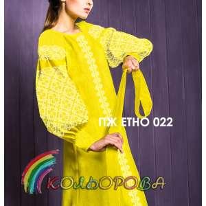 Плаття жіноче ПЖ-ЕТНО-022