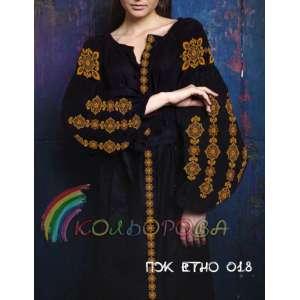 Плаття жіноче ПЖ ЕТНО-018
