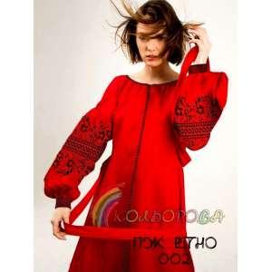 Плаття жіноче ПЖ ЕТНО-002
