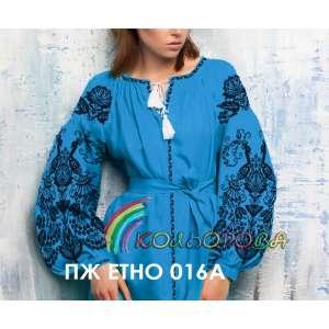 Плаття жіноче ПЖ ЕТНО-016A