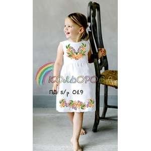 Платье детское (5-10 лет) ПДб/р-019