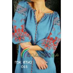 Плаття жіноче ПЖ-ЕТНО-015