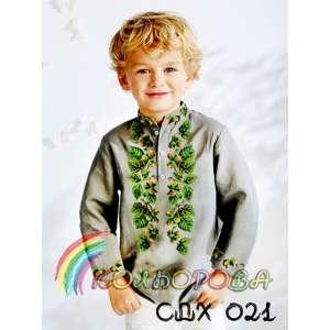 Сорочка дитяча (хлопчики 5-10 років) СДХ-021
