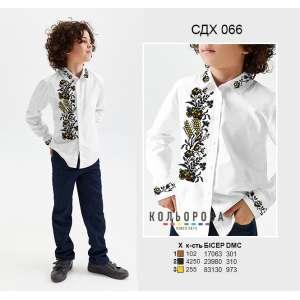 Сорочка дитяча (хлопчики 5-10 років) СДХ-066