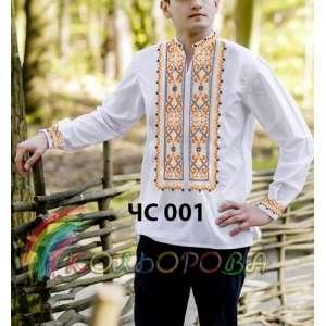 Сорочка чоловіча ЧС-001