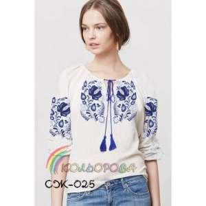 Сорочка жіноча СЖ-025