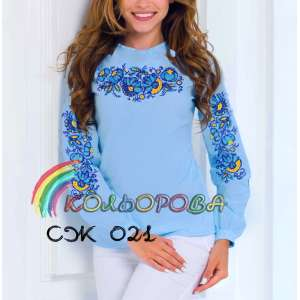 Сорочка жіноча СЖ-021