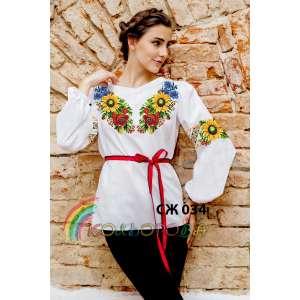 Сорочка женская СЖ-034