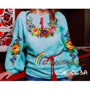 Сорочка жіноча СЖ-023А
